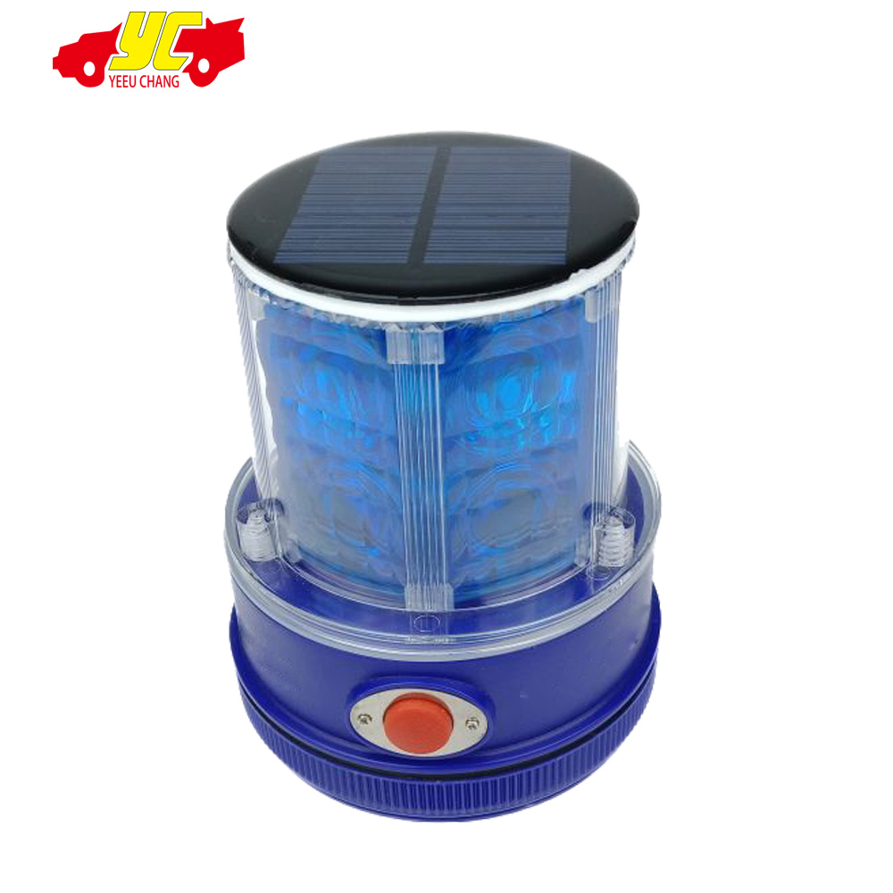 LED Solor Charge Warning light