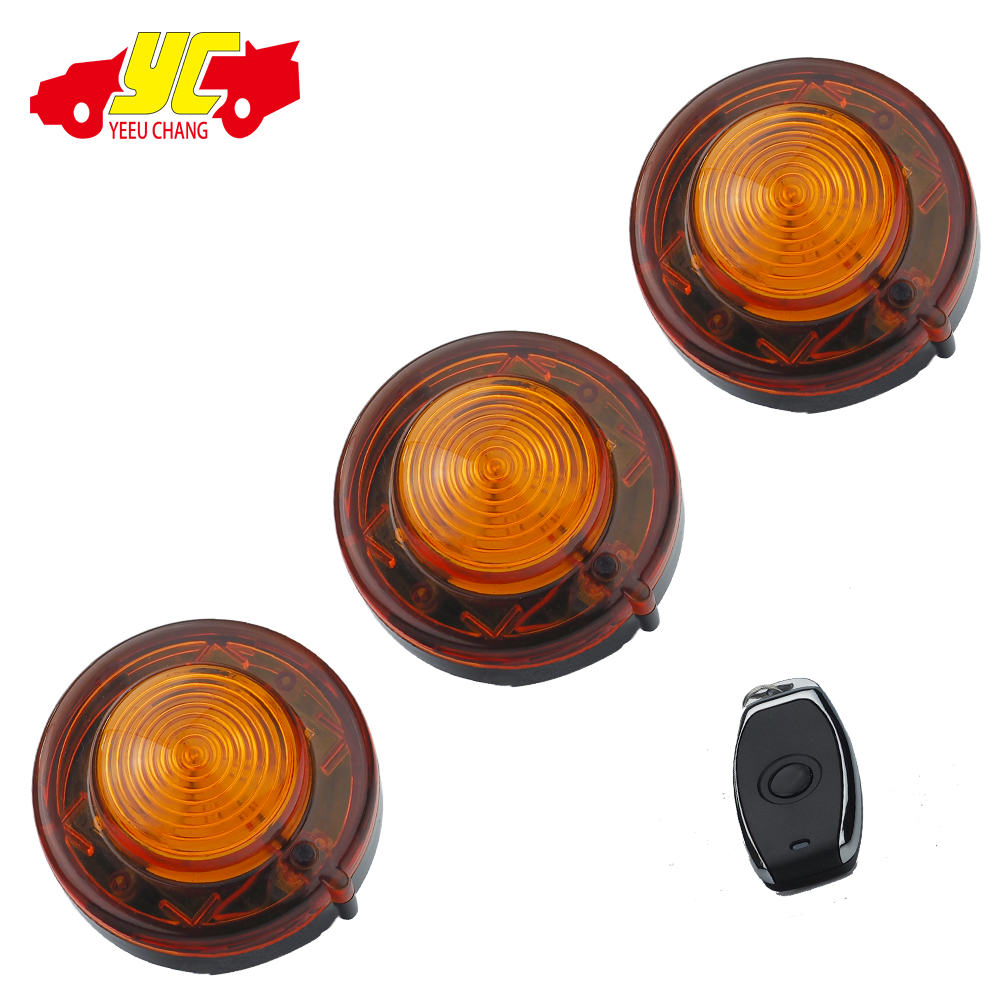 LED Remoto Control Warning light